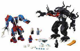 76115 LEGO® Super Heroes Spider Mech vs. Venom