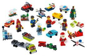 60268 LEGO® CITY Advent Calendar 2020