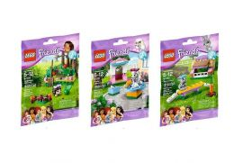 LEGO® FRIENDS (3 Packs 41020  41021 41022)