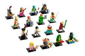 71027 LEGO® Minifigures Series 20 - 1 BOX