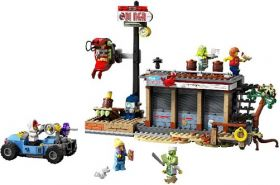 70422 LEGO® HIDDEN SIDE™ Shrimp Shack Attack