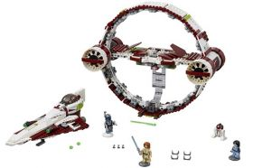 75191 LEGO® STAR WARS® Jedi Starfighter™ With Hyperdrive