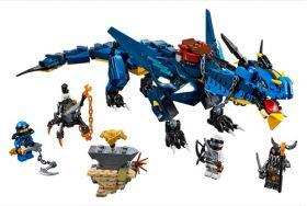 70652 LEGO® NINJAGO Stormbringer