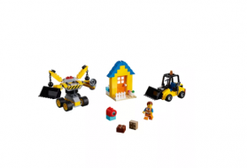 70832 LEGO® THE LEGO® MOVIE 2™ Emmet's Builder Box!