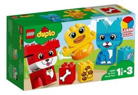 10858 LEGO® DUPLO® My First Puzzle Pets