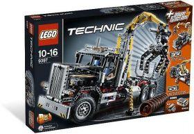 [SLIGHTLY CREASED] 9397 LEGO® TECHNIC Logging Truck