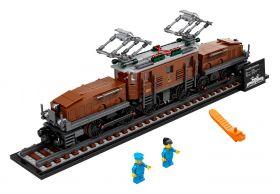 10277 LEGO® CREATOR Crocodile Locomotive