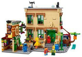 21324 LEGO® IDEAS 123 Sesame Street