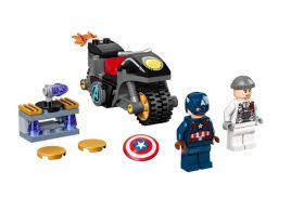 76189 LEGO® Super Heroes Captain America and Hydra Face-Off