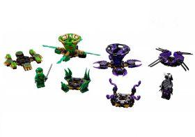 70664 LEGO® NINJAGO Spinjitzu Lloyd vs. Garmadon