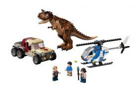 76941 LEGO® JURASSIC WORLD Carnotaurus Dinosaur Chase