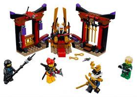 70651 LEGO® NINJAGO Throne Room Showdown
