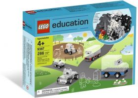 9387 LEGO® Wheels Set