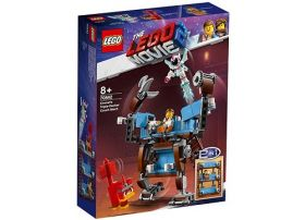 70842 LEGO® LEGO® MOVIE 2™ Emmet's Triple-Decker Couch Mech