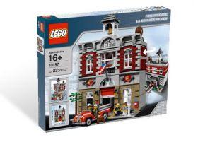 10197 LEGO® EXCLUSIVE CITY Fire Brigade
