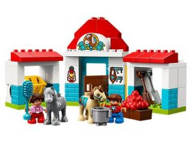 10868 LEGO® DUPLO® Farm Pony Stable