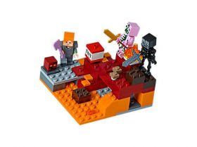 21139 LEGO® Minecraft™ The Nether Fight