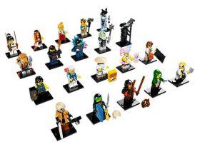 71019 THE LEGO® NINJAGO® MOVIE™ Minifigures
