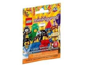 71021 LEGO® Minifigures (Series 18: Party) - 1 SINGLE PACK
