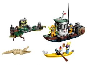 70419 LEGO® HIDDEN SIDE™ Wrecked Shrimp Boat