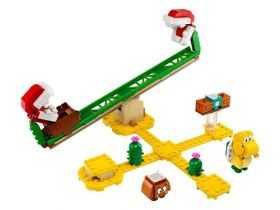 71365 LEGO® Super Mario™ Piranha Plant Power Slide Expansion Set