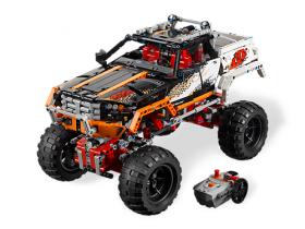 9398 LEGO® TECHNIC 4x4 Crawler