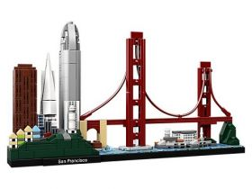21043 LEGO® ARCHITECTURE San Francisco
