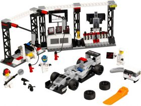 75911 LEGO® Speed Champions McLaren Mercedes Pit Stop