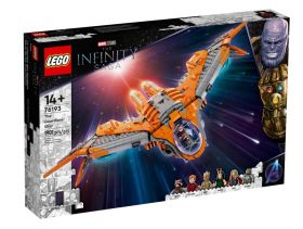 76193 LEGO® Super Heroes The Guardians' Ship