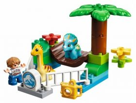 10879 LEGO® DUPLO® Gentle Giants Petting Zoo