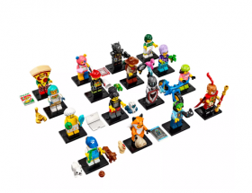 71025 LEGO® Minifigures Series 19 - 1 BOX