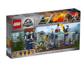 75931 LEGO® Jurassic World Dilophosaurus Outpost Attack