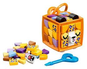 41929 LEGO® DOTS Bag Tag Leopard