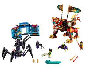 80021 LEGO® MONKIE KID Monkie Kid's Lion Guardian