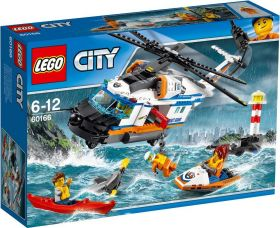 60166 Lego City Heavy Duty Rescue Helicopter