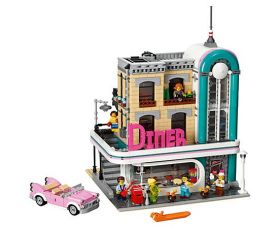 10260 LEGO® CREATOR Downtown Diner