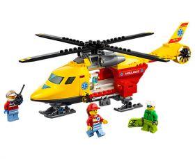 60179 LEGO® City Ambulance Helicopter