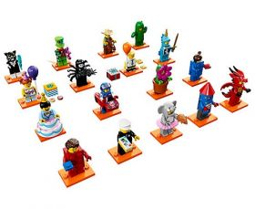 71021 LEGO® Minifigures (Series 18: Party)