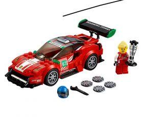 75886 LEGO® SPEED CHAMPIONS Ferrari 488 GT3 Scuderia Corsa