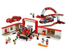 75889 LEGO® SPEED CHAMPIONS Ferrari Ultimate Garage