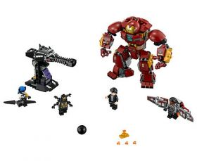 76104 LEGO® Super Heroes The Hulkbuster Smash-Up