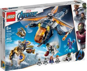 76144 LEGO® Super Heroes Avengers Hulk Helicopter Rescue