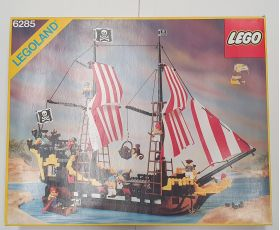 6285 LEGO® CLASSIC PIRATES Black Seas Barracuda