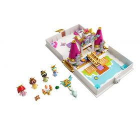 43193 LEGO® DISNEY™ Ariel, Belle, Cinderella and Tiana's Storybook Adventures