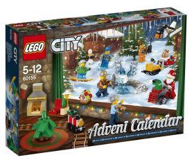 60155 LEGO® CITY Advent Calendar 2017