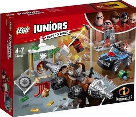10760 LEGO® Juniors Underminer Bank Heist
