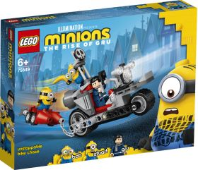 75549 LEGO® MINIONS Unstoppable Bike Chase