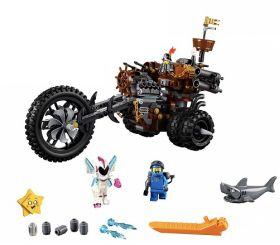 70834 LEGO® LEGO® MOVIE 2™ MetalBeard's Heavy Metal Motor Trike
