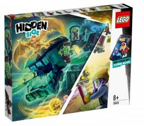 70424 LEGO® HIDDEN SIDE™ Ghost Train Express
