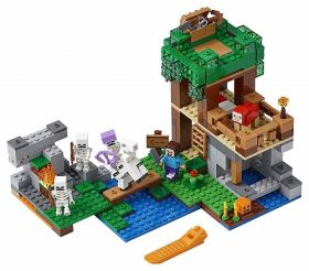 21146 LEGO® Minecraft™ The Skeleton Attack
